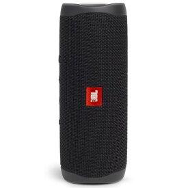JBL JBL FLIP 5(ブラック) ポータブル ウォータープルーフ スピーカー Bluetooth接続