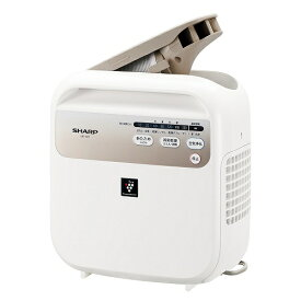 シャープ UD-CF1-W(ホワイト系) ふとん乾燥機 プラズマクラスター7000 マット不要