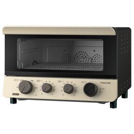 テスコム TSF601-C(コンフォートベージュ) 低温コンベクションオーブン 1200W