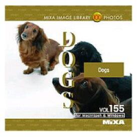 マイザ MIXA Image Library Vol.155「DOGS」