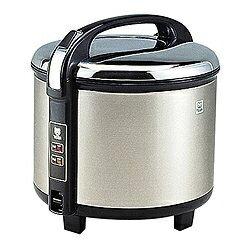 タイガー魔法瓶 JCC-270P-XS(ステンレス) 炊きたて 業務用炊飯器 1.5升