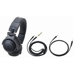 オーディオテクニカ ATH-PRO500MK2-BK(ブラック) DJヘッドホン