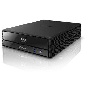 パイオニア BDR-X12J-UHD Ultra HD Blu-ray再生対応 外付ブルーレイドライブ