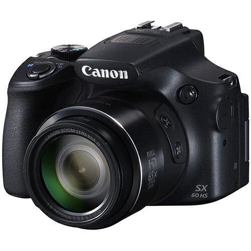 キヤノン CANON コンパクトデジタルカメラ 光学65倍ズーム PowerShot SX60 HS