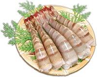 シータイガージャンボエビフライレシピ付超特大エビえび海老大きいおいしい冷凍1.8キログラムミャンマー天然海老海老の丸寛