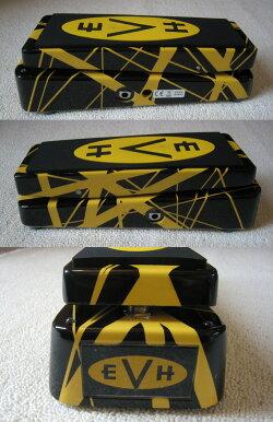 【9Vアダプタープレゼント!】Dunlopエフェクター『EVH-95』ヴァンヘイレンシグレイチャーモデル