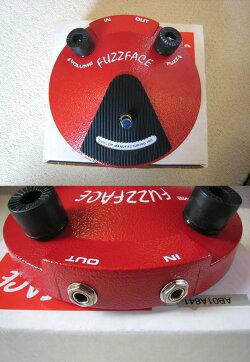 Dunlopエフェクター『JD-F2』ジミヘンファン御用達!FUZZ_FACE_DISTORTION