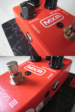 DunlopエフェクターMXR『M-115』distortionIII