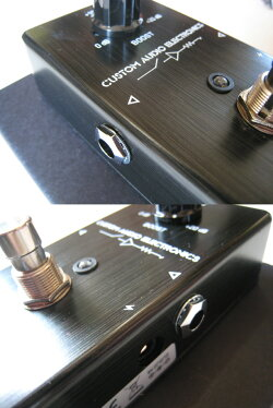 DunlopエフェクターMXR『MC-401』BOOST/LINEDRIVER
