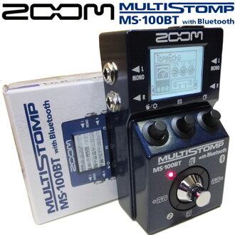 ZOOM变焦距镜头MULTI STOMP MS-100BT多重效应器