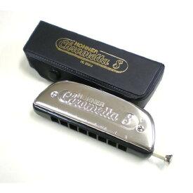 HOHNER ホーナー Super Chrometta 8 250/32 クロマチックハーモニカ