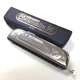 HOHNER ホーナー Super Chrometta14 257/56 クロマチックハーモニカ