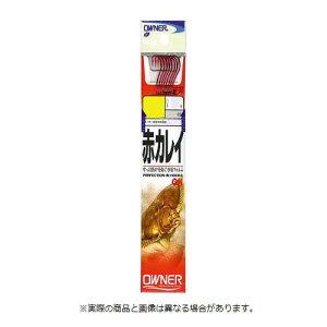 【メール便可】オーナー針 20125 OH 赤カレイ 12-3