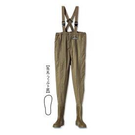 阪神素地 【SILVERFOX】 W-79 ウイニングウェーダー[ウエストハイ・先丸] 25cm
