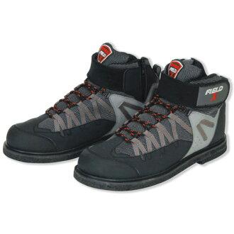 阪神質地FX-902氈釘鞋高cut型號[氈釘鞋底]SS