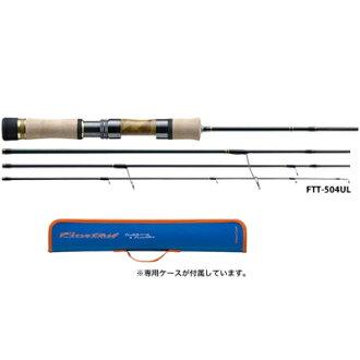 主流的选秀很好尾FTT-564L旋压鱼竿鳟鱼鱼竿