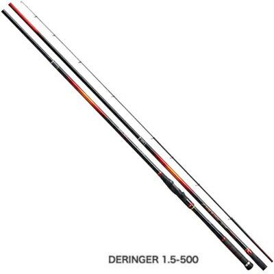 シマノ FIRE BLOOD Gure[ファイアブラッド グレ] デリンジャー 1.5-500 スピニングロッド