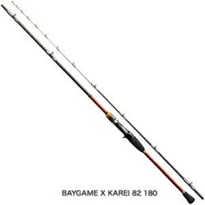 シマノ ベイゲーム X カレイ[BAYGAME X KAREI] 82 165 ベイトロッド