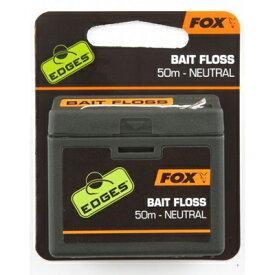 フォックス EDGES Bait Floss ベイト フロス ニュートラル 50m 884CAC512