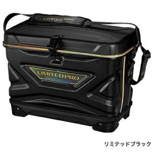 シマノ TOUGH&WASH COOL BAG LIMITED PRO BA-102P リミテッドブラック 36L