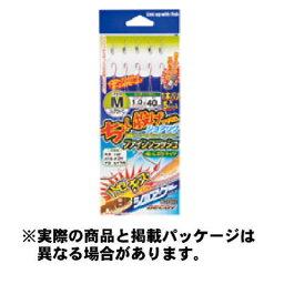 katsuichi SGR-2F shoarigufainfurasshu(SHORE-RIG Fine Flash)M 5條裝RED小東西