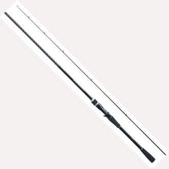 Shimano BORDERLESS(波特杜勒斯)减弱绕线机式样B320M-T鱼竿