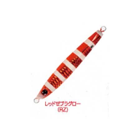 【メール便可】【コンビニ受取可】シャウト 146DG スパローダンガン レッドゼブラグロー(RZ) 80g ジグ