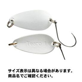 【メール便可】ジャッカル ティモン ティアロ (Tearo) 0.9g 22mm ホワイト ルアー