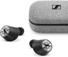 Sennheiser(ゼンハイザー) / MOMENTUM True Wireless (BLACK) Bluetooth対応 完全ワイヤレスイヤホン