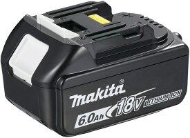 マキタ (Makita) 国内 正規品 純正リチウムイオン バッテリー BL1860B 18V 6.0Ah A-60464 数量限定!!
