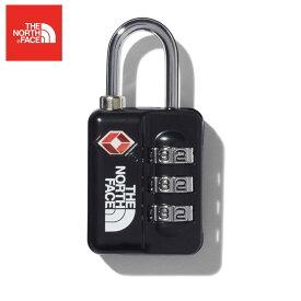 ノースフェイス THE NORTH FACE ナンバーロック TNF TSA ロック TNF TSA Lock NN32113 ブラック(K) [T][C]【GFOM】