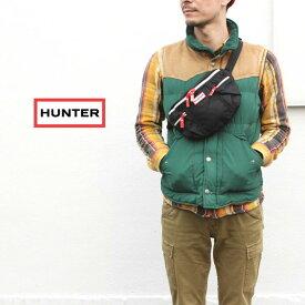 ハンター HUNTER バッグ オリジナル ナイロン バムバッグ ORIGINAL NYLON BUMBAG ブラック BLACK UBP7020KBM-BLK [BG]【FNOG】