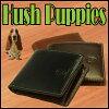 两个皮革钱夹暇步士 HushPuppies 暇步士