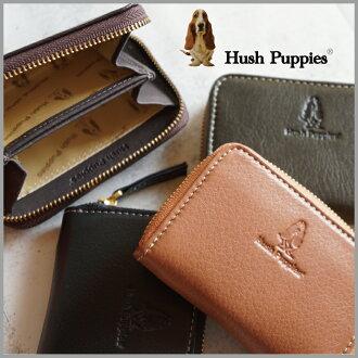 Ebisuyabag Hush Puppies Cowhide Coin Purse Wallet Hushpuppies 7ae17d735b