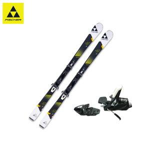 フィッシャー スキービンディング2点セット XTR PRO MTXRTスキー板 金具付き A22418 アルペンスキー【ALPINESALE】
