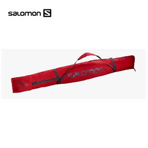 サロモン スキーケース 1台用 ORIGINAL 1 PAIR LC1574600 GOJI BERRY スキー板 スキーバッグ 2021-22 salomon【202110B】