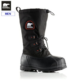 【あす楽】ソレル メンズ ウィンターブーツグレイシャーXTNM2130スノーブーツ 防寒ブーツ 防水