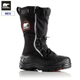 【あす楽】ソレル メンズ ウィンターブーツアルファパックXT NM2127スノーブーツ 防寒ブーツ 防水