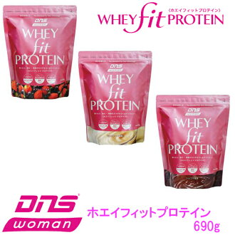 DNS woman whey fit protein 690 g
