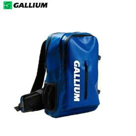 冬物クリアランス!!ガリウム ガリウムチームバック Waterproof Backpack BP0002 完全防水 スキーバッグ
