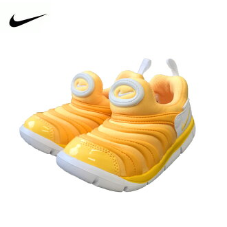 It is 200 yen OFF by use of coupon! A special sale price! Wear the NIKE nike Nike 343,938-806 dynamo-free TD kids Jr. child shoes shoes outside; yellow yellow
