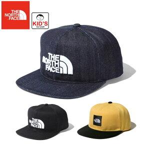 【あす楽】 ノースフェイス2020秋冬 ジュニア キャップNNJ41805 トラッカーキャップ子供 帽子