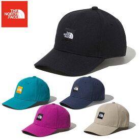 ノースフェイス 2021春夏スクエアロゴキャップ メンズ レディース帽子 NN41911【国内正規品】 【202102B】 21SSウェア
