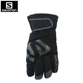 サロモン メンズ スキーグローブ L41361600 撥水 アルペン スノーボード 手袋 タッチスクリーン 【202102A】【ACCESSORIES】