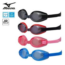 ミズノ mizuno N3JF6000 FINA承認済スイミングゴーグル(クッションタイプ)水泳 水着 授業用スイム ゴーグルジュニア 子供 子供用小学生 プール