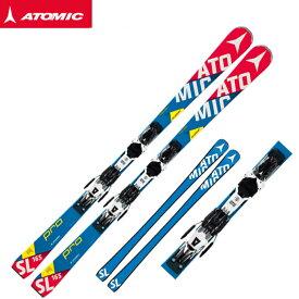 クーポン使用で200円オフ!!決算セール特別価格!!アトミック(ATOMIC)  スキー/ビンディング 2点セット BLUESTER SL PRO + X12VAR 2015-16
