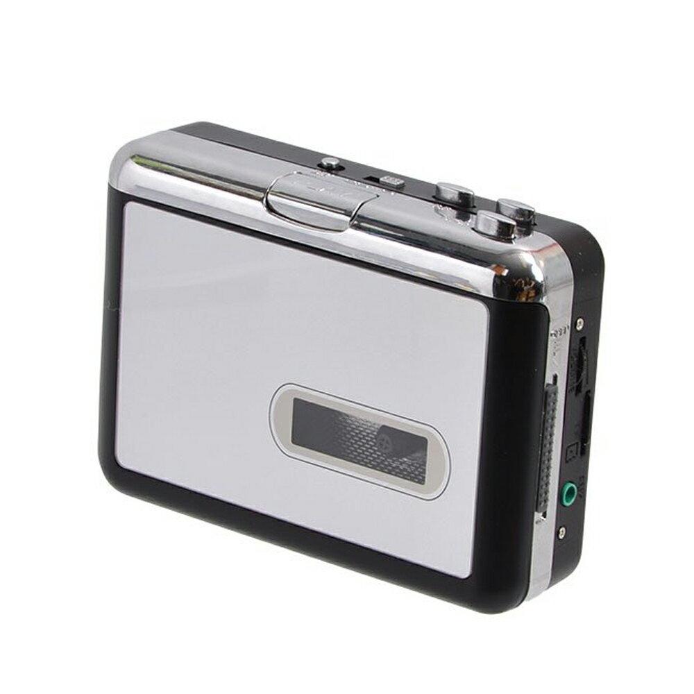\Rカードでポイント5倍/『送料無料』サンコー ポータブルカセットプレーヤー カセットデジタルコンバーター CASTAPSM カセットテープをMP3変換 LINE入力対応 PC不要