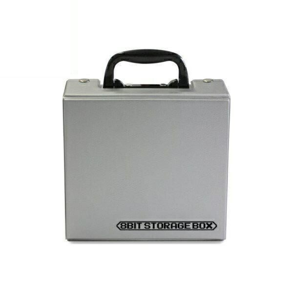 『送料無料』クラシックミニファミコン用 収納ケース シルバー クラシックミニ専用ボックス コロンバスサークル CC-CMSCA-SV