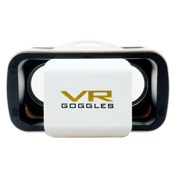 \ポイント5倍/ミヨシ VRゴーグル コンパクトタイプ VR-G02/WH