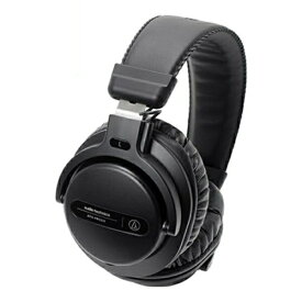 \会員別最大ポイント4倍/『送料無料』オーディオテクニカ DJヘッドホン 密閉ダイナミック型 ブラック ATH-PRO5XBK